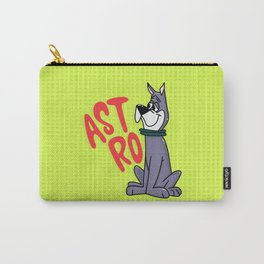 Astro the Dog Carry-All Pouch