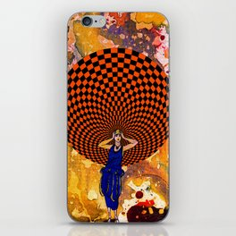 Confusion by Michael Moffa iPhone Skin