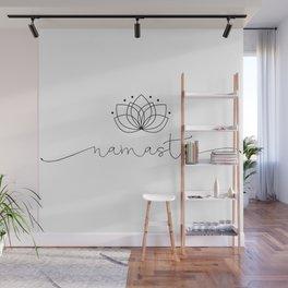 Namaste Wall Mural