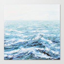 Spellbound Seas Canvas Print
