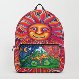 Bicycle Day Backpack