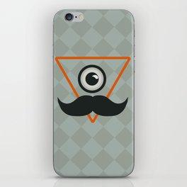 Io ti Guardo iPhone Skin