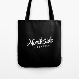 North Side Lifestyle Signature (white) Tote Bag