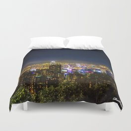 From The Top Duvet Cover