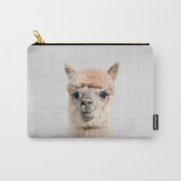 Alpaca - Colorful Carry-All Pouch
