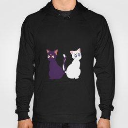 Luna & Artemis - Purple Hoody