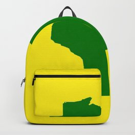 Wisconsin Football Backpack