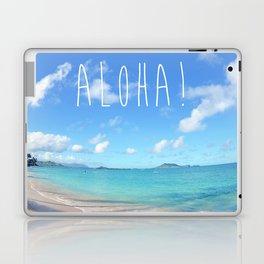 Lanikai Aloha v2 Laptop & iPad Skin