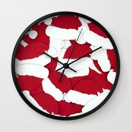 Trump land Wall Clock