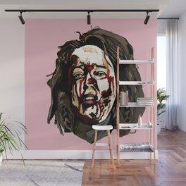 Bloody Annie Wilkes - Misery (Pink) Wall Mural