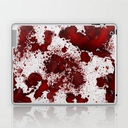 Blood Stains Laptop & iPad Skin