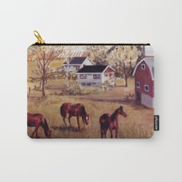Nova Scotia, CANADA                             by Kay Lipton Carry-All Pouch