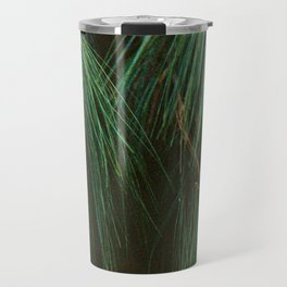 Long Pine Needle Detail Travel Mug
