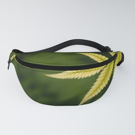 Plant Patterns - Leafy Greens Fanny Pack