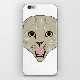 Random Cat iPhone Skin