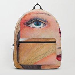 Bella SASS Girlz - Brandi - SASS = STRONG and SUPER SMART Backpack
