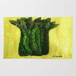 Asparagus Rug