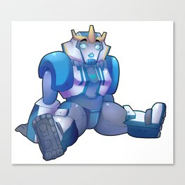baby Strongarm - Transformers: Robots in disguise Canvas Print
