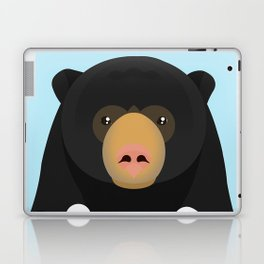 Sun bear Laptop & iPad Skin