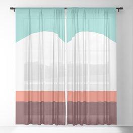 Sunseeker 07 Sheer Curtain