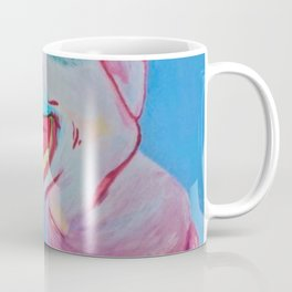 pop art puppy love Coffee Mug