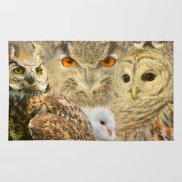 OWL you need is LOVE Rug