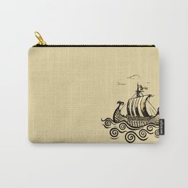 Viking ship 2 Carry-All Pouch