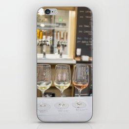 Wine Time in Santa Barbara, California iPhone Skin