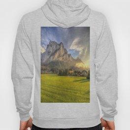 Saint Lorenz Austria Sunset Hoody