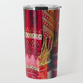 maasai traditional clothes Travel Mug