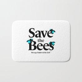 SAVE THE BEES - GOLF WANG Bath Mat