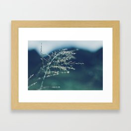 Hawaii Wind Framed Art Print