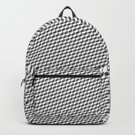 Baby Sharkstooth Sharks Pattern Repeat in White and Grey Backpack