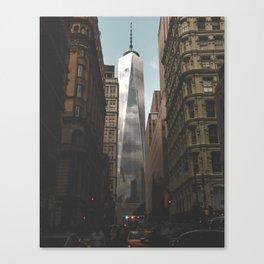 Never Forgotten Canvas Print