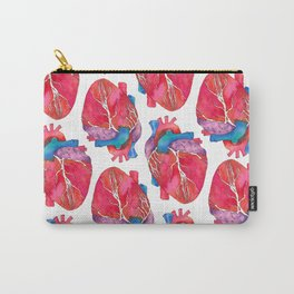 Anatomical Heart Carry-All Pouch
