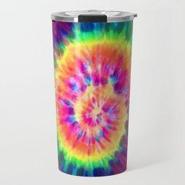 Tie-Dye Travel Mug