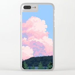 Stormfront Clear iPhone Case