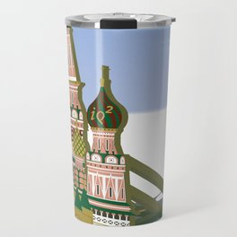 Russia Is A Marginal Power Travel Mug
