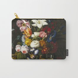 Severin Roesen - Victorian Bouquet Carry-All Pouch