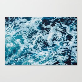 Lovely Seas Canvas Print