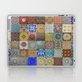 Persian Art Montage Laptop & iPad Skin