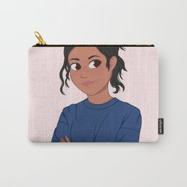 Sport Girl Carry-All Pouch