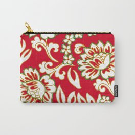 Tropical Eggnog Punch Carry-All Pouch