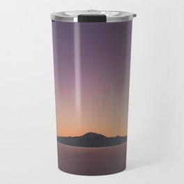 Sunrise over Salar De Uyuni Travel Mug