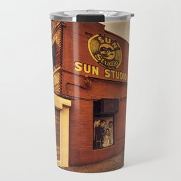 Sun Studios Memphis Travel Mug