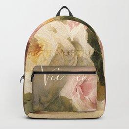 La Vie en Rose Backpack
