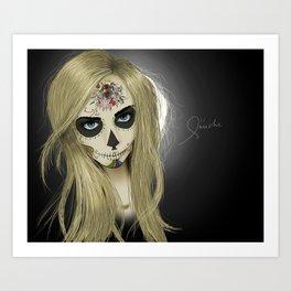KATRINA II Art Print