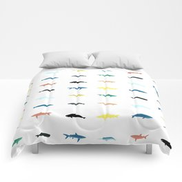 Swimmers Comforters
