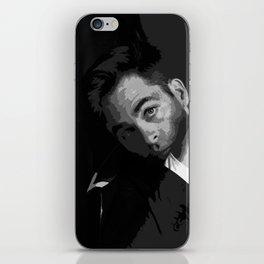 Chris Pine 4 iPhone Skin