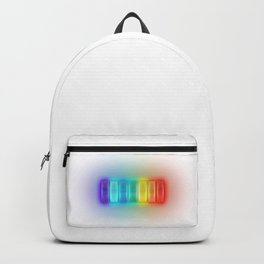 What're your shades?  Rainbow Colors VIBGYOR Backpack